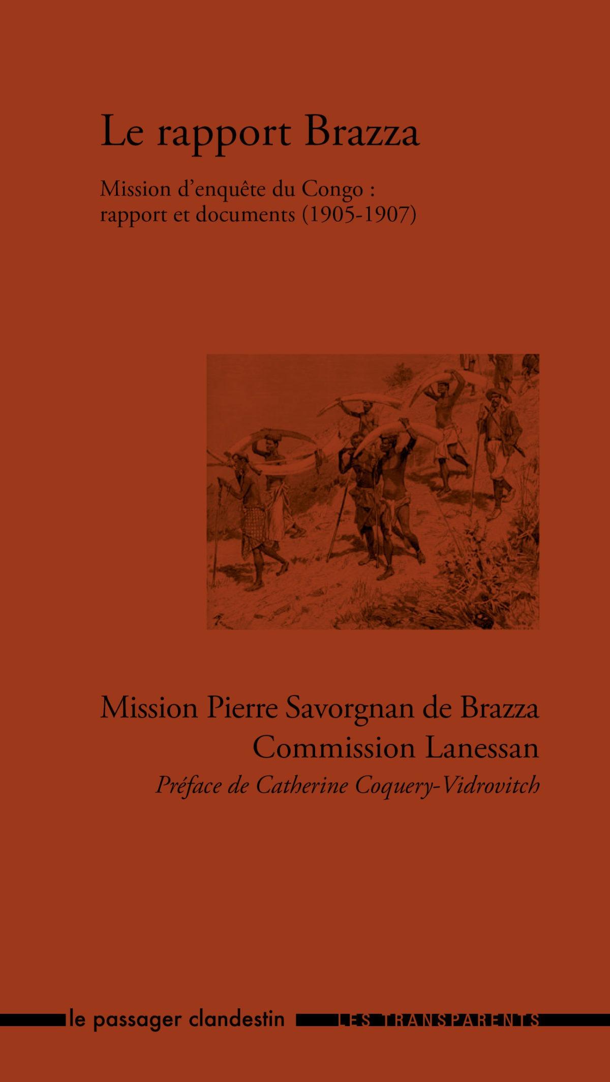 Le rapport Brazza